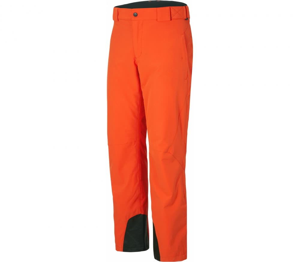 ziener teuvo herren skihose orange im online shop von. Black Bedroom Furniture Sets. Home Design Ideas