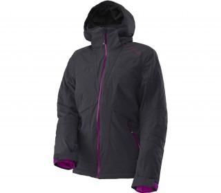 Skijacke herren violett